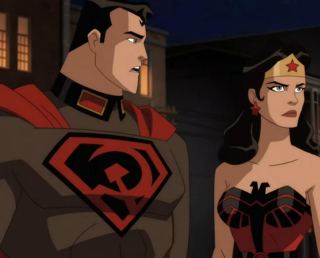 Superman Red Son Trailer Released The Cultured Nerd