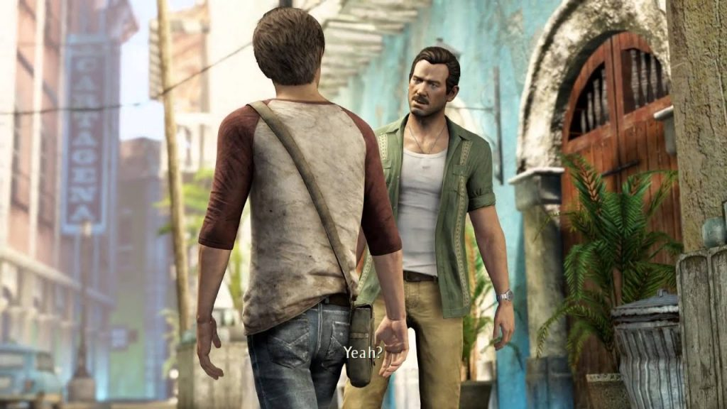 Uncharted Will Be A Nathan Drake Origin Story Tom Holland The
