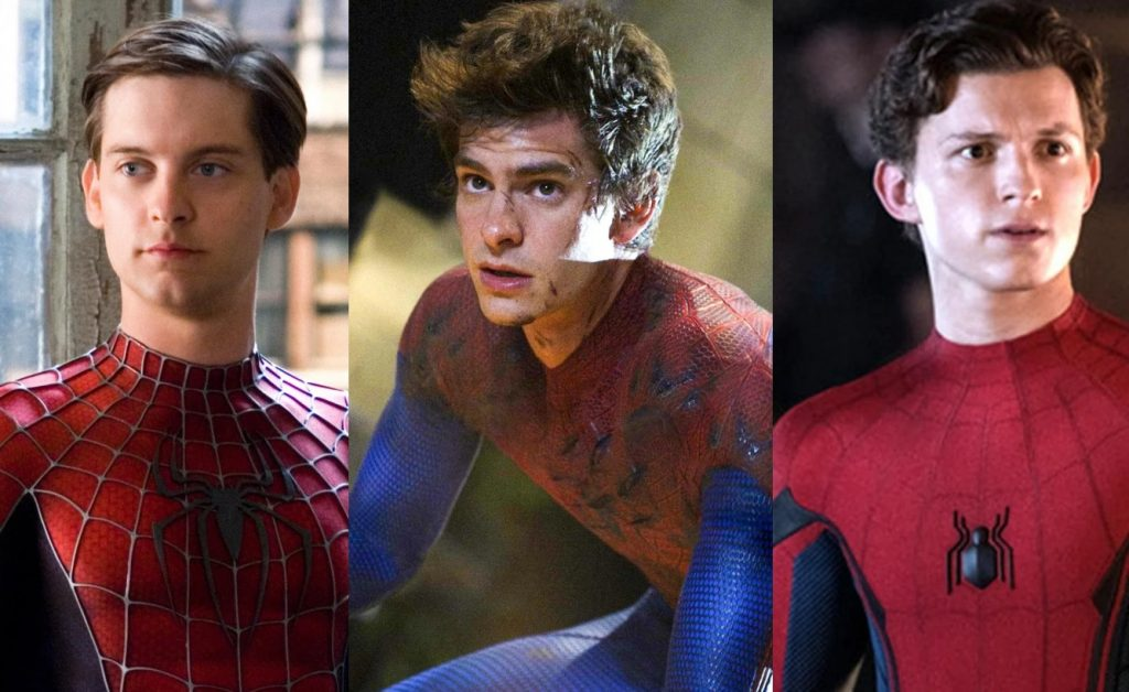 Tobey Maguire Andrew Garfield And Tom Holland But Who Is The Most Accurate Spider Man The Cultured Nerd