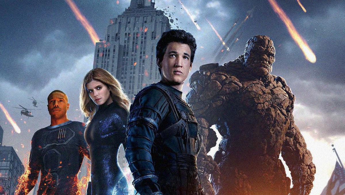 "Fantastic Four""(2015) studio executives interference"