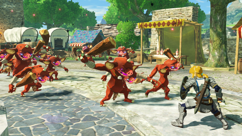 Preview Hyrule Warriors Age Of Calamity Demo Spoilers The Cultured Nerd