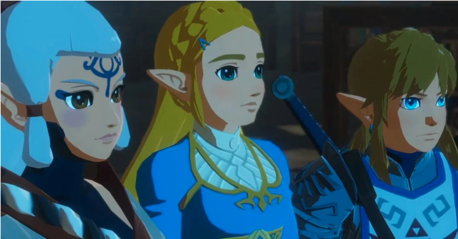 More Hyrule Warriors Age Of Calamity Gameplay With Nintendo Treehouse Live The Cultured Nerd